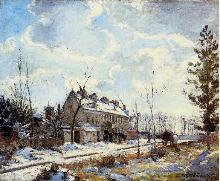 Camille Pissarro Paintings 5