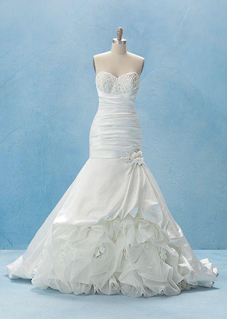 183 best Disney Wedding Dresses! images on Pinterest | Wedding ...