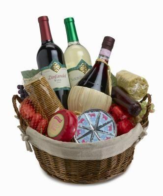 Homemade Christmas Gift Basket Ideas