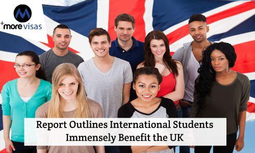 Report Outlines International Students Immensely Benefit the UK. Read More.... https://goo.gl/xRiV3u #MoreVisas #UKStudentVisa #StudyinUK #UKVisa  #UKImmigration  https://www.morevisas.com/immigration-news-article/report-outlines-international-students-immensely-benefit-the-uk/5466/