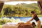 Tu Tu' Tun Lodge in Gold Beach, OR Spa, breakfast, pool next to river, hiking, beautiful rooms, massages, you name it.