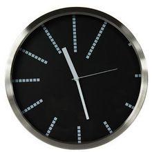 2016 Top Fashion New Metal Circular Murale Horloge Relógios Duvar Saati Injoy Breve Relógio De Parede Em Aço Inoxidável Núcleo Da Máquina Mudo(China (Mainland))