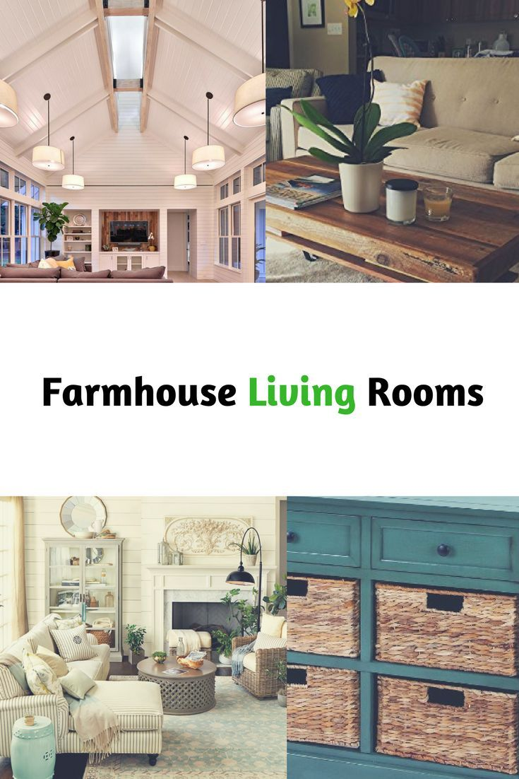 Farmhouse style living rooms accessories decor and ideas for a rustic farmhouse living room