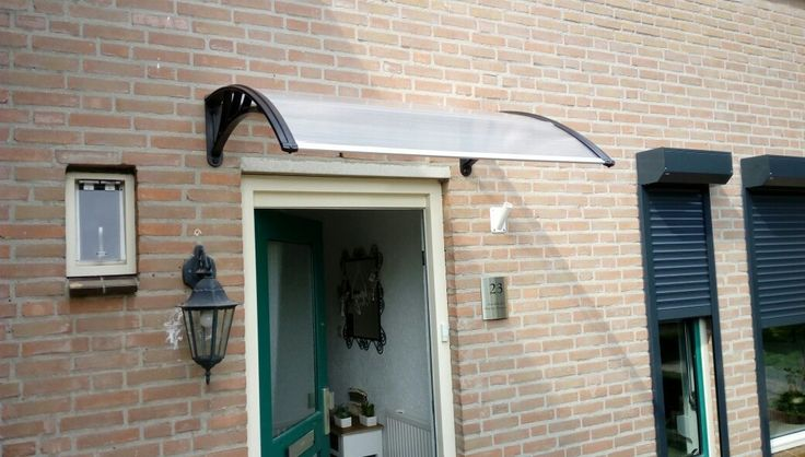 Overkapping voordeur luifels inclusief montage 99 Euro! http://www.uitgavenberekenen.nl/afdak-deur-prijs-luifel-overkapping-kost