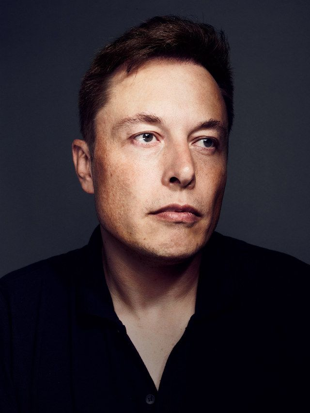 Elon Musk is trying to change the world—even if that means leaving it