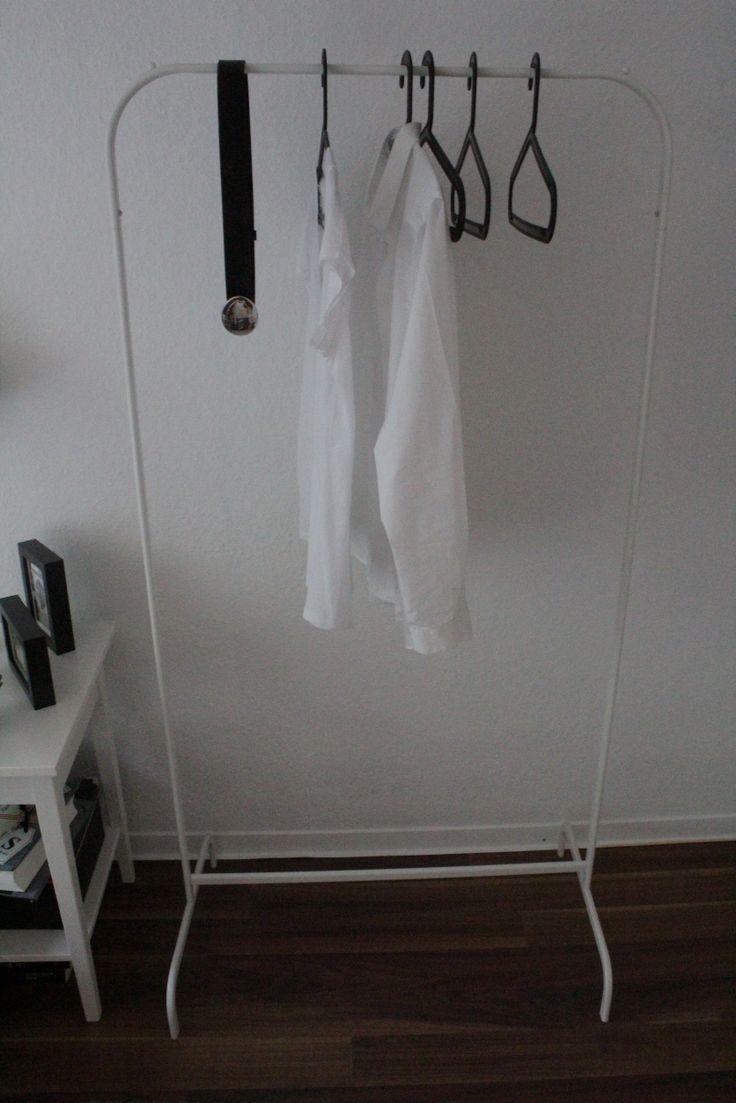 Popular Der Ikea Kleiderst nder war mir zu breit Habe mir bei Bauhaus die obere und