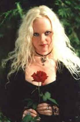 Liv Kristine (from Theatre of Tragedy years)