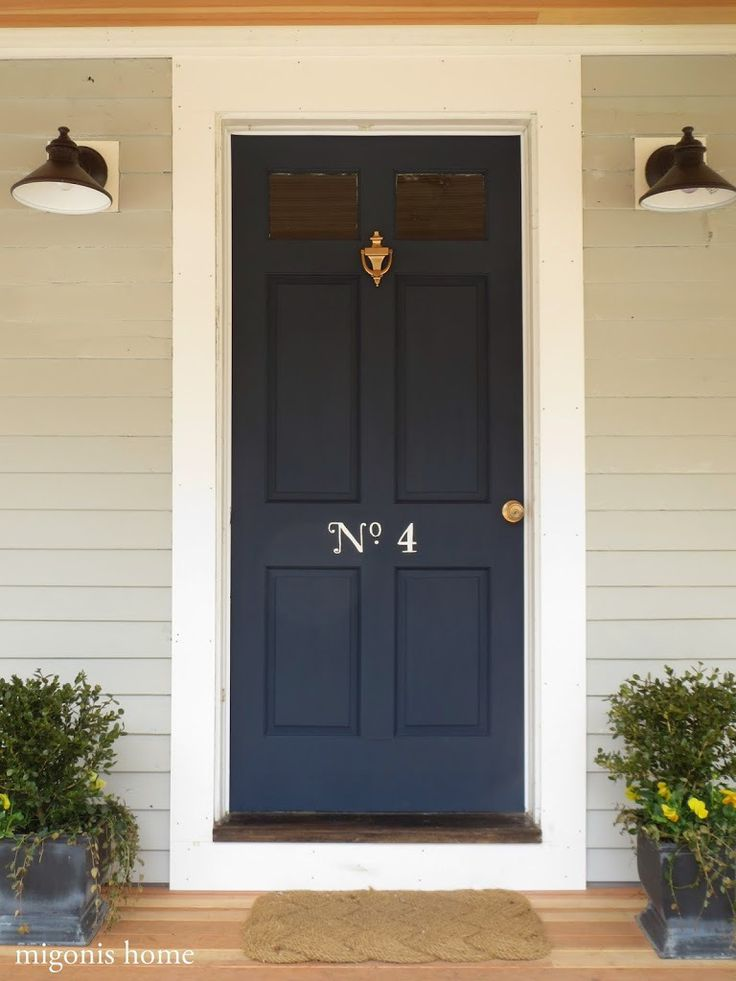 1000 ideas about navy front doors on pinterest hale