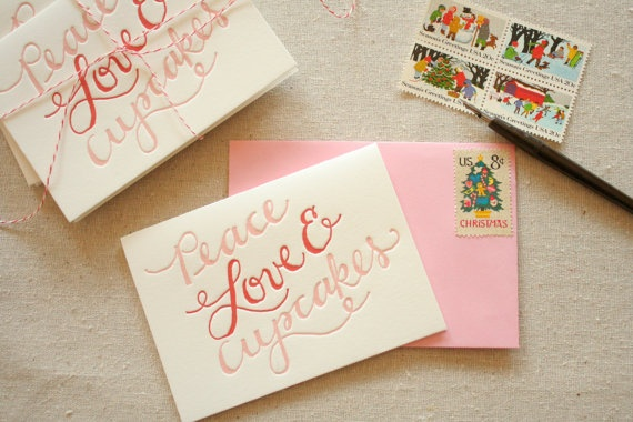 #lettering #cards by ParrottDesignStudio
