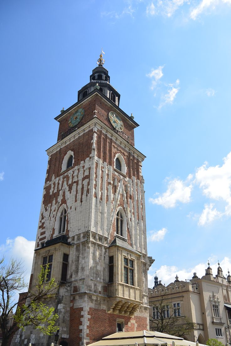 Tower Central Square Krakow