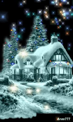 -╭•⊰✿ THE  MAGIC  OF  CHRISTMAS ❄️F✿⊱•╮BELIEVE.......❤️  - GIF-*•.¸¸.•*`*•★