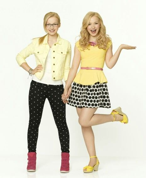 Liv and Maddie #Dove Cameron