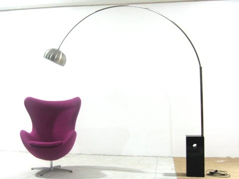 119 best arco lamp images on pinterest living spaces and living room ideas