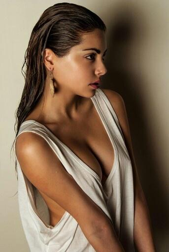 Photo/edit : Nick Sachos,  Model : Vaia Kathiotou,  Studio : Reflections. #photography #photoshoot #wetlook #style #fashion