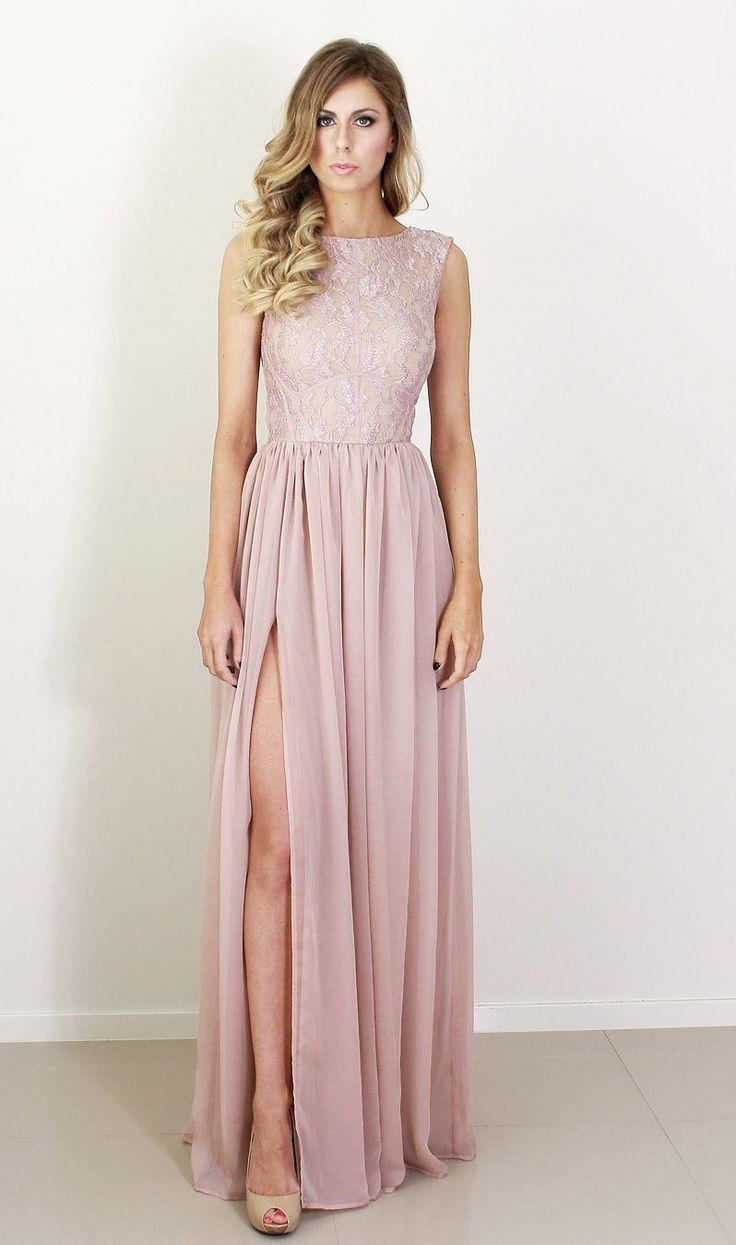 Best 25 dusty pink bridesmaid dresses ideas only on pinterest dusty pink bridesmaid dress dress modest bridesmaid dress chiffon bridesmaid dresses long bridesmaid ombrellifo Choice Image