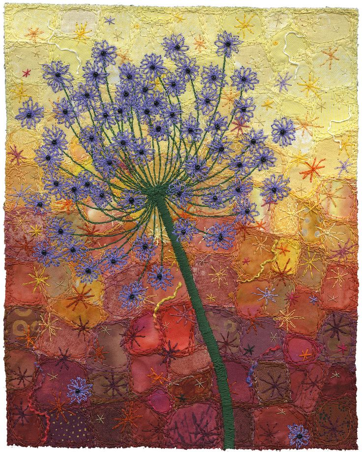 Autumn Allium   by Kirsten Chursinoff