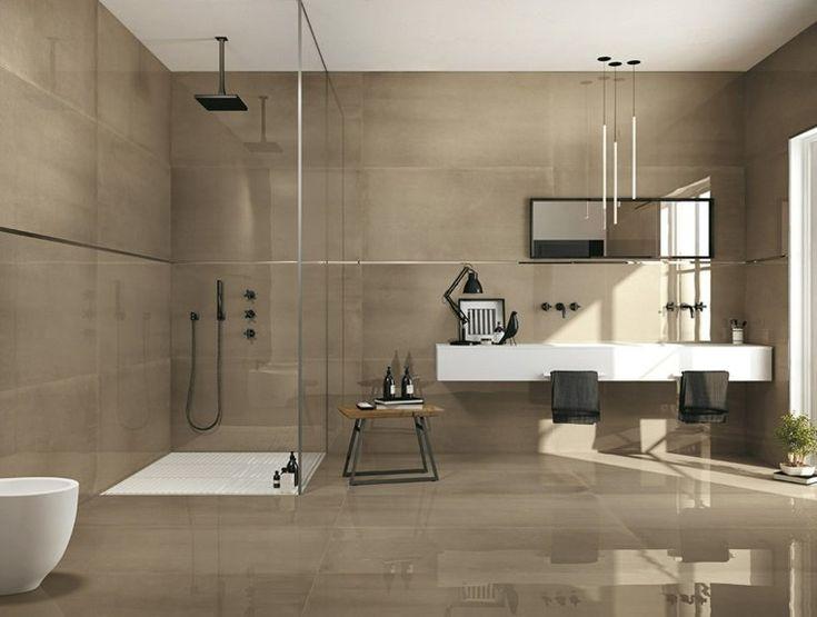 40 best images about salle de bain douche on pinterest for Idee d amenagement interieur