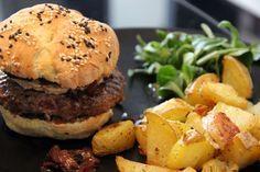 burger foie gras pain épices notparisienne.fr