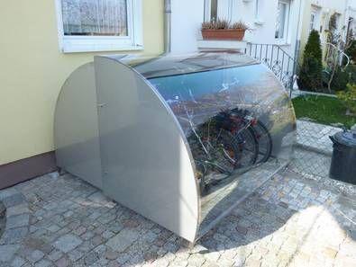 Fahrrad Garage abschließbar
