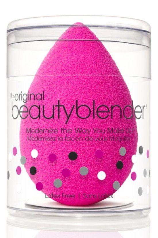 bol.com | Beautyblender Roze 1 st - Make-up spons | Mooi en gezond