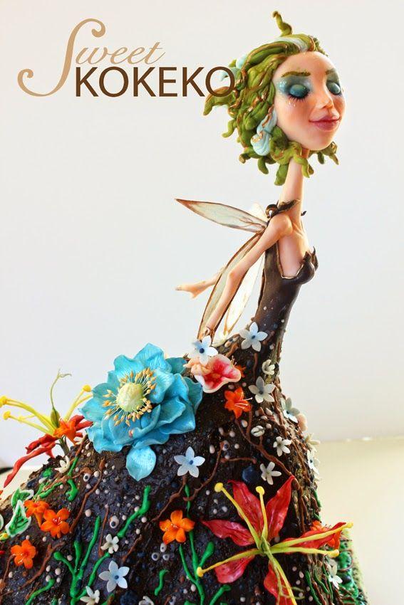 Blog de tartas increibles, galletas decoradas y cupcakes preciosos. Blog de dulces increibles, reposteria creativa, fondant, glasa, etc.