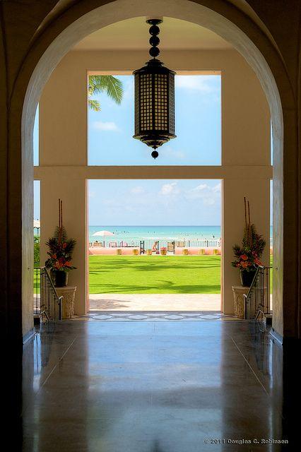Royal Hawaiian Hotel, Waikiki, Oahu  http://www.royal-hawaiian.com/  2259 Kalakaua Ave  Honolulu, HI 96815  (808) 923-7311