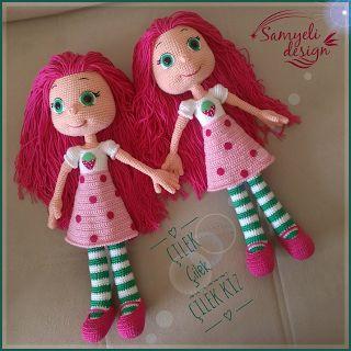 Samyelinin Örgüleri: Strawberrygirls