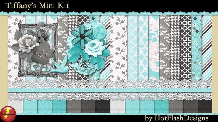 Tiffany's Mini Kit