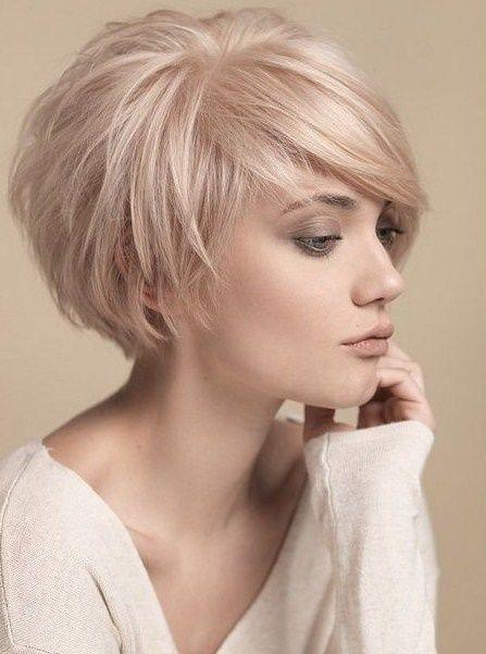 korte bob kapsels 2018 | strih vlasov in 2019 - short cropped hair