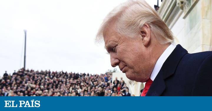 Donald Trump:  Un hombre bebé en la Casa Blanca | Internacional | EL PAÍS