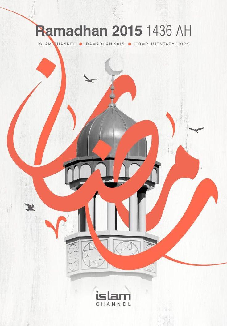 #ClippedOnIssuu from Islam Channel's Ramadhan brochure 2015