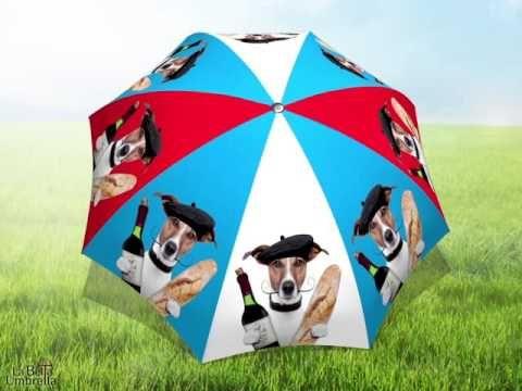 French Dog Umbrella – La Bella Umbrella