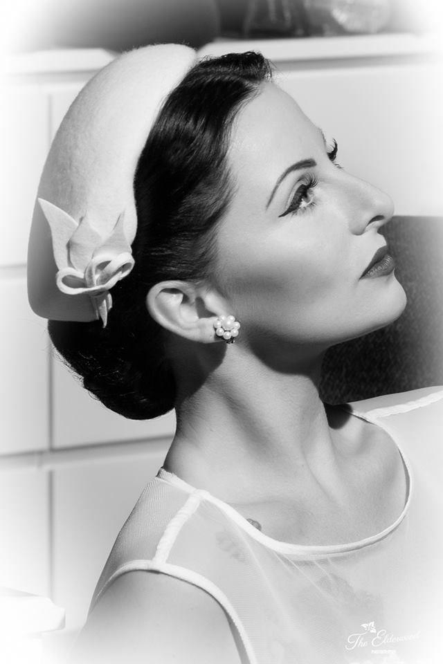 Damenhosen der 50er