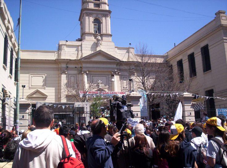 San Cayetano Church !!!