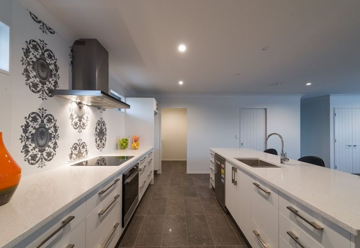 Versatile Homes and Buildings kitchen from the Henley plan