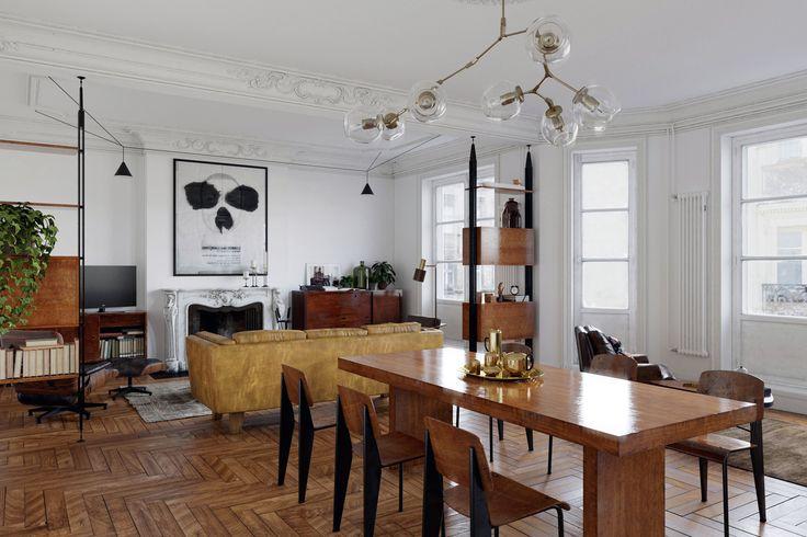 17 migliori idee su arredamento appartamento in stile for Corbetta arredamenti