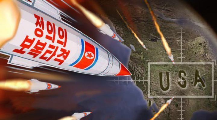 Noticia Final: Coreia do Norte está prestes a testar míssil capaz...