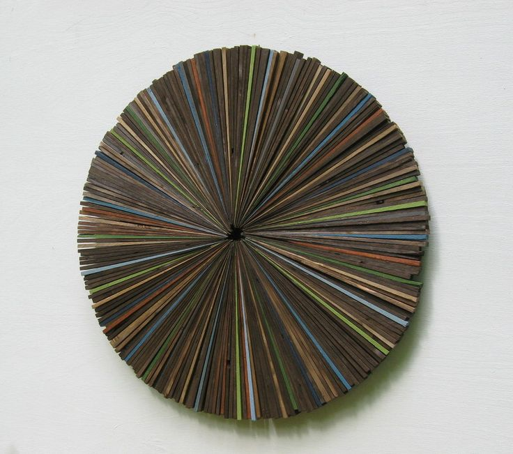 Modern Wood Wall Art Rustic Sculpture Round Circle Abstract Painting Brown Wall hanging Home Decor by RusticModernDesigns on Etsy https://www.etsy.com/listing/169505461/modern-wood-wall-art-rustic-sculpture