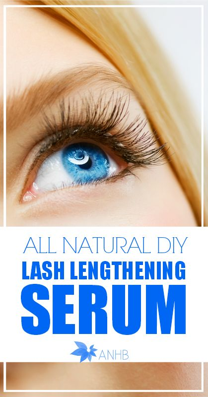 This lash lengthening serum recipe is so awesome (and simple!) Youve got to try it.