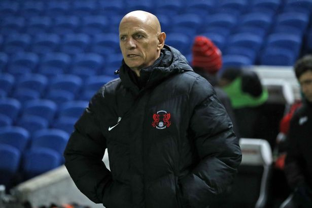 Leyton Orient sack manager Alberto Cavasin after just seven weeks in the job #leyton #orient #manager #alberto #cavasin #after #seven #weeks