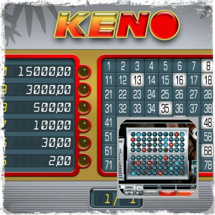Keno mini online online casino games casino in hobart