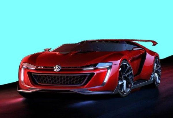 2014 Volkswagen GTI Roadster 600x409 2014 Volkswagen GTI Roadster Full Review and Features Details