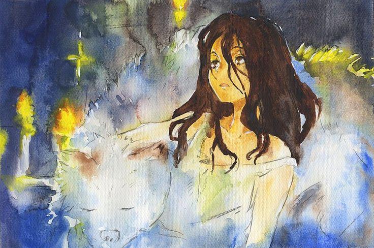 Inukashi toi8 cover by Shigure92.deviantart.com on @DeviantArt