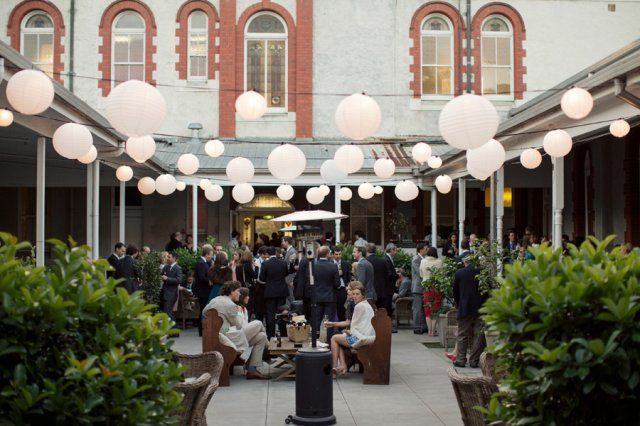 Abbotsford Covent Bursaria Melbourne Wedding Venue