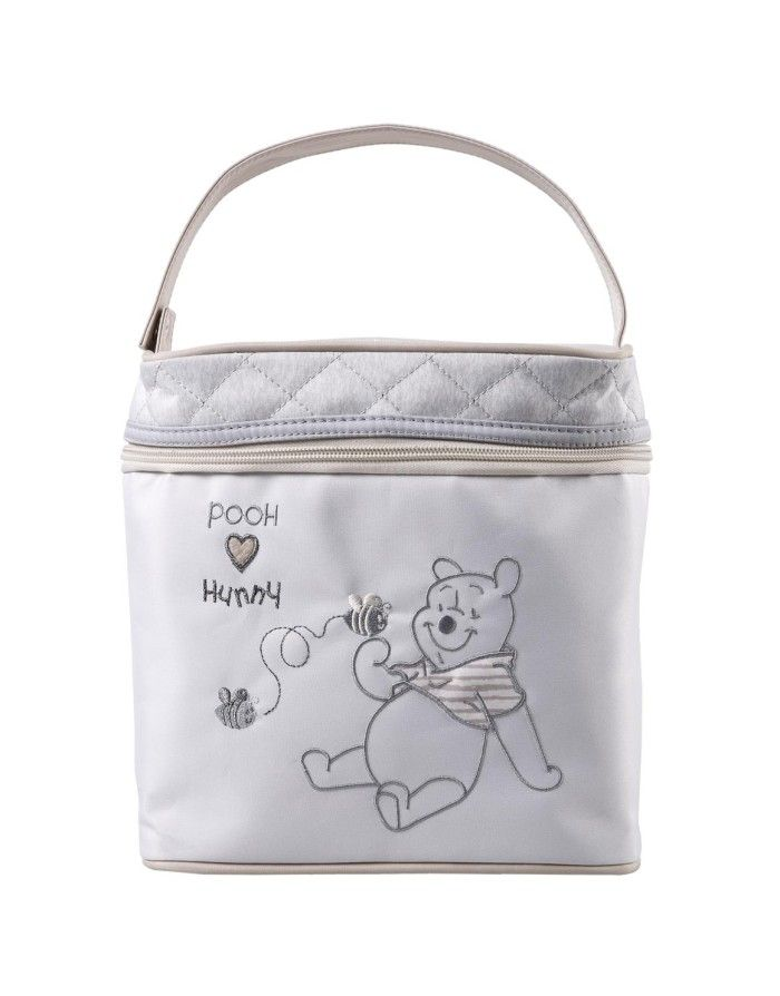 Pooh Bear Food & Bottle Bag