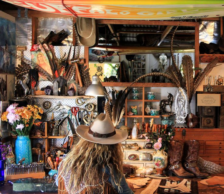 Best working space ever :) Buffalo Girl workshop and design studio!