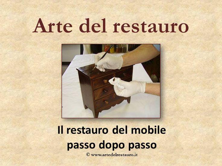 Il restauro del mobile video gratis per te: ecco la registrazione della teleconferenza di Arte del restauro. Di fianco al Maestro per non sbagliare.