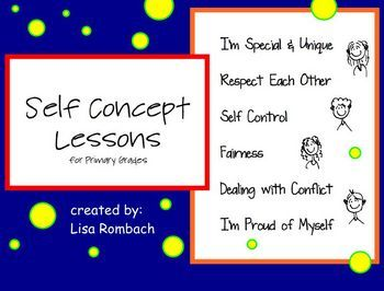 Start the school year off right with this Self Concept SmartBoard file.  Contains 6 mini lessons. (.notebook file) $