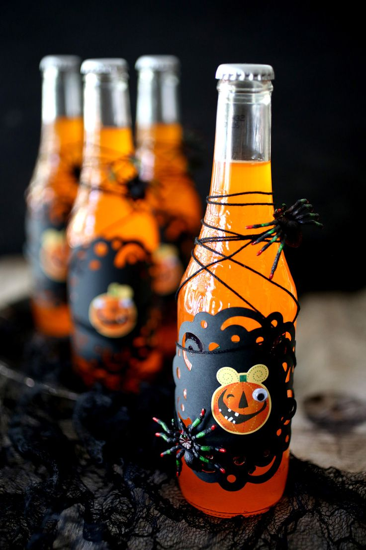 You may still enjoy trick-or-treating, but Halloween is mostly about the young ones. Take a peek at these Halloween drinks for kids!