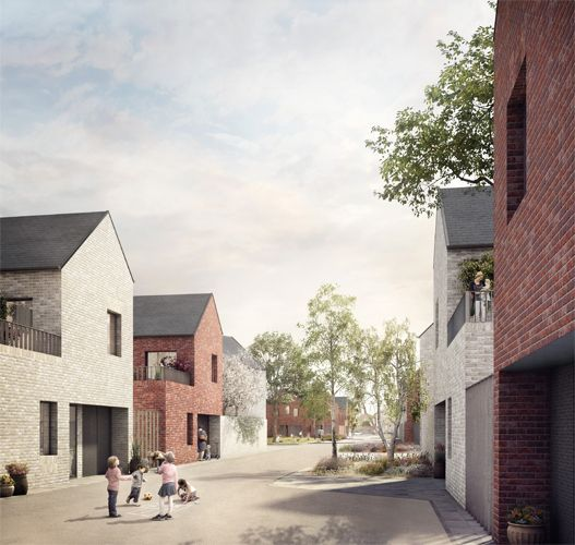 St Chad's | The Housing Design Awards